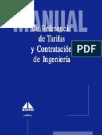 Manual de Referencia de Tarifas y Contratacion de Ingenieria