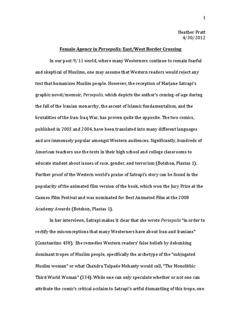 muslim women final paper writing sample | Hijab | Women's Rights