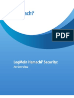LogMeIn Hamachi²  Security White Paper
