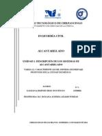 1.2. Caracteristicas Del Drenaje Del Sistema de Drenaje Profundo de La CD. de Mexico