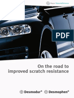 On the Road to Improved Scratch Resistance Engl