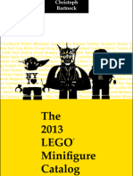 The 2013 LEGO Minifigure Catalog