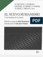 Brockman John El Nuevo Humanismo y Las Fonteras de La Ciencia PDF