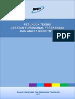 JUKNIS JABATAN FUNGSIONAL PEREKAYASA