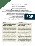 Epidemiologia Do HPV, 2010
