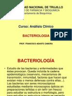 BACTERIOLOGIA.-
