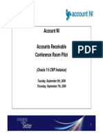Accounts Receivable - CRP