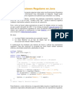 Expresiones Regulares en Java1