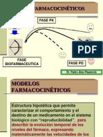 MODELOS FARMACOCINÉTICOS 2009
