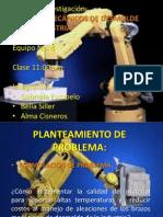 Avance de Investigacion de Robots