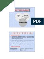 1  BIOTECNOLOGIA