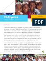 Philippines 2014 Support Letter