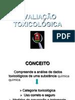 2.AVALIAÇÃO TOXICOLÓGICA