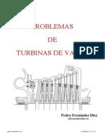 problemas de turbinas de vapor