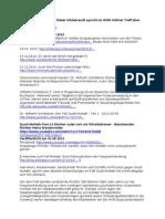 Mollath - Merk - Skandal Dieter Hildebrandt spricht im WDR Köllner Treff über Korruption -1-12-2012