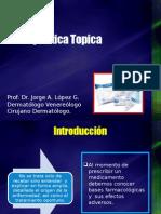 Capitulo 3 Terapeutica Dermatologia.