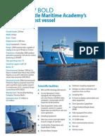 Maritime Academy Fact Sheet