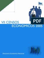 Censo Económico 2005