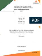 _ATPS matemática financeira Ygor