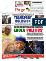 Monday, April 07, 2014 Edition