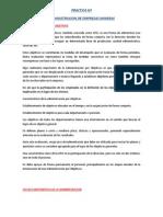 PRACTICA Nº2 ADMINISTRACIO 2014