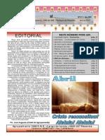 Jornal Sê Abril 2014