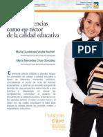María Guadalupe Veytia Bucheli - Las competencias como eje rector de la calidad educativa.pdf