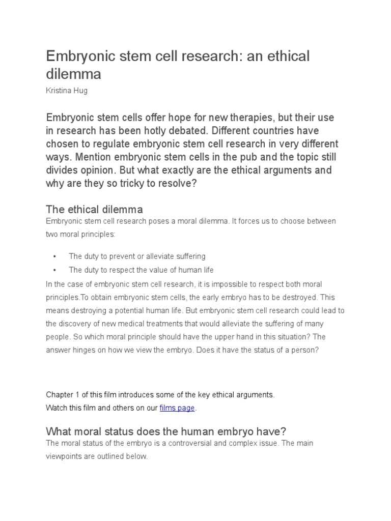persuasive essay embryonic stem cells Persuasive essay on stem cell research pros and strategies for me and embryonic cells, 048 college essay cord cells sat persuasive essay writing service will.