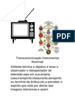 Transcomunicação Instrumental Illuminat1