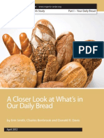 Part 1_Your Daily Bread