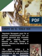 Europa en El Siglo XIX FINAL