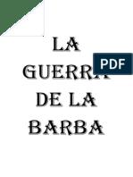 Campañas WFB- La guerra de la Barba