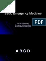 Basic Emergency Medicine