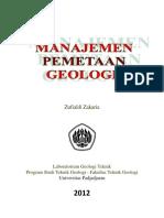 SIMULASI PEMETAAN GEOLOGI Zufialdi Zakaria