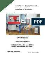 10 CNC Glodanje - Osnovni Seminar Sinumerik 840
