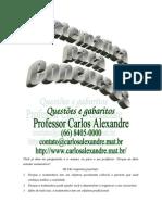 Apostila Prof. Carlos