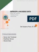 01 Sensor Akuisisi Data