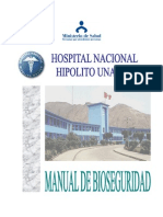 Manual de Bioseguridad Hnhu 2013 Rev