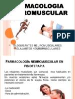 4.Farmacologia Neuromuscular
