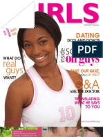 Just for Girls and Guys youth magazine