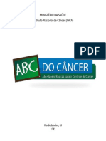 Livro ABC Do Cancer