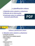 Catastro y planificación urbana