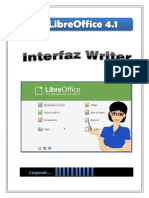 Tutorial LibreOffice Writer