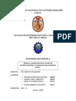 Perfil Del Proyecto-ELE IV