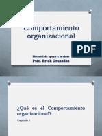 Comportamiento organizacional 17022014