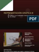 REPRESENTACIÓN GRÁFICA III