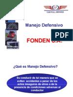m Manejo Defensiva 13-01-11