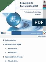 Presentacion Para Entender La Facturacion Electronica Segun El Sat