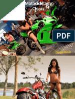 Motocicletas y Chicas