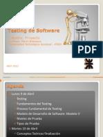 Testing de Software